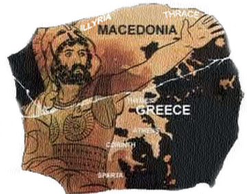 extension of macedonian control over greece Today i was thinking about why alexander the great chose to conquer the eastern side of europe, like persia and egypt, as opposed to conquering western europe  it was the macedonian kingdom .