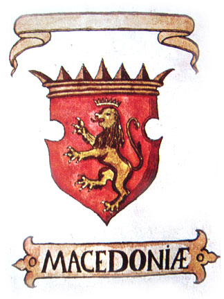The Macedonian Lion